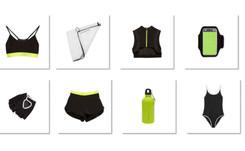 Zara lanza su colección debut de ropa deportiva