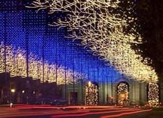 La moda ilumina Madrid