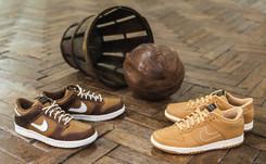Nike rend hommage au basket avec deux nouvelles paires de Dunks