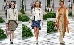 Tory Burch take inspiration from Princess Diana's fearless persona at NYFW