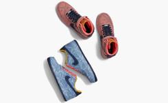 Nike et Levis dévoilent une collection capsule