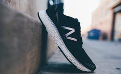 New Balance comercializa las primeras zapatillas de running impresas en 3D