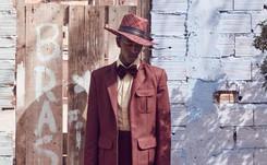 Lejos de las luces de la Fashion Week, una favela de Sao Paulo sueña con la moda