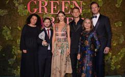 """Gilberto Calzolari vince il premio Franca Sozzani """"for best emerging designer"""""""