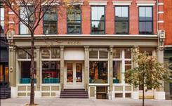 Ouverture du Gucci Wooster Bookstore sous l'égide de Dashwood Books