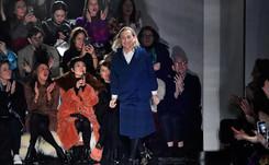 Miuccia Prada, homenajeada en los FashionAwards de 2018
