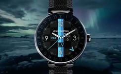 Louis Vuitton s'associe à Google pour sa première montre connectée