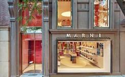 Marni ha aperto in Madison avenue, a New York