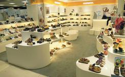 Cifra récord de exportación del calzado español en el primer semestre del 2015