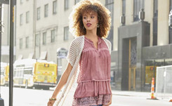 JCPenney launches Artesia, a new boho-style brand for women