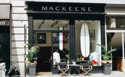 Mackeene : pop-up store maillots de bain et prêt-à-porter homme à Paris