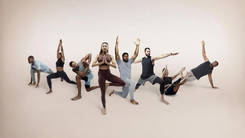 Nike embraces inner zen with first yoga collection