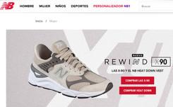 Una empresa española aplica la inteligencia artificial en la última campaña de New Balance