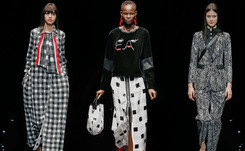 Giorgio Armani minimizes collections with new business strategy