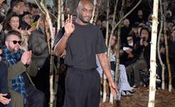 Virgil Abloh est le nouveau directeur artistique des collections masculines de Louis Vuitton
