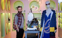La moda sostenible de Tiziano Guardini llega a Las Rozas Village