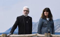 Virginie Viard, brazo derecho de Lagerfeld, lo sucede en dirección creativa de Chanel