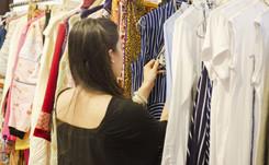 La experiencia de dos compradoras en un evento de moda