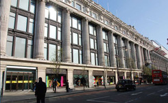 Oxford Street West rents to reach 1,000 pounds this year