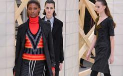 Fashion Week de Paris: pour les femmes, la cravate est de mise