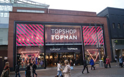Topshop rated Britain's worst fashion shop by Which?