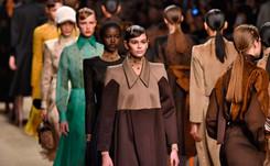 Fendi le dice adiós a Lagerfeld en la Semana de la Moda de Milán