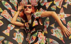Miranda Makaroff crea una colección para Desigual
