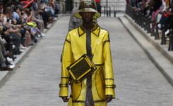 Paris Fashion Week Homme : défilés floraux chez Vuitton et Dries van Noten