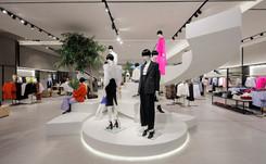 Mango abre su nueva tienda flagship en la calle Serrano (Madrid)