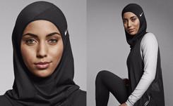 Nike lancera un voile islamique sportif en 2018