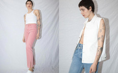 Weekday launches capsule collection from upcycled denim