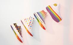 Converse dévoile une collection en soutien à la communauté LGBTQ+