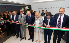 Inaugurata ieri, a Milano, la sede di Confindustria moda