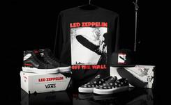 Vans dévoile une collection en hommage à Led Zeppelin