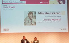 Carlo Capasa: Milano è diventata l'expo della moda