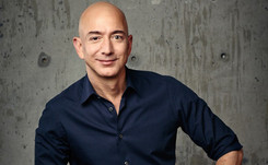 """Jeff Bezos valida su título como la """"persona más rica del mundo"""""""