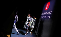 Academy of Art University a commanding presence at NYFW