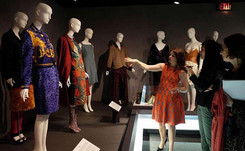 New York exhibition plots rise of global fashion