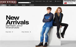 The Sting launches local UK webshop