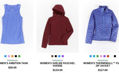 The North Face launches collection featuring refurbished items