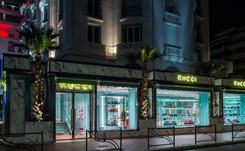 En images : réouverture des boutiques Gucci à Cannes, Saint-Tropez et Monaco