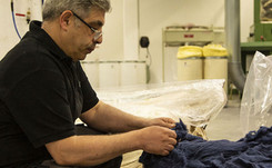 Le CETI inaugurera en septembre sa nouvelle plateforme de recycling coton