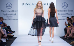 Comenzó la 17a edición de Mercedes Benz Fashion Week México