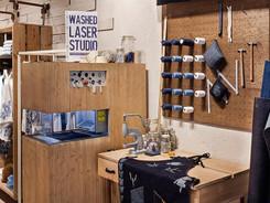 Pepe Jeans abre tienda en Valencia con servicio de customización