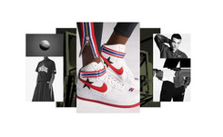 Collaboration Nike avec Riccardo Tisci