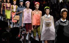 In Milan, jungle theme for Fendi as Prada breaks cliches