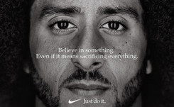 Nike pulls sneakers after athlete calls them racist
