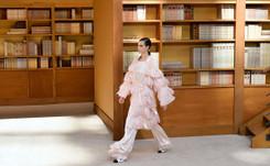 L'ombre de Lagerfeld flotte sur le défilé Chanel haute couture