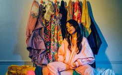 Wallapop y María Escoté desfilan en MBFWMadrid con una colección de ropa de segunda mano