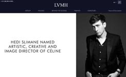 El estilista francés Hedi Slimane, nuevo director artístico de Céline
